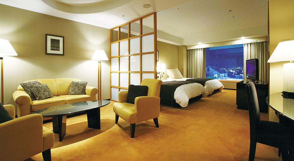 Semi Suite Twin Hotel Granvia Kyoto